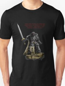 Angel of Darkness - Quote & Full Colour T-Shirt