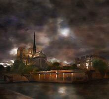 Notre Dame de Paris..... by andy551