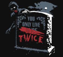 You Only Live Twice by Budheeii17