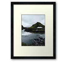Icelandic Nature Framed Print