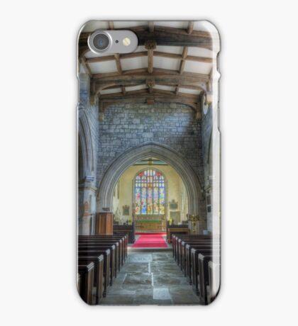 Unspoken Faith iPhone Case/Skin