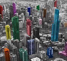 Selective Melbourne  by ea-photos