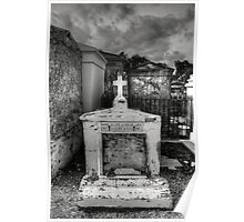 St. Louis Cemetery No.1 Series- 7 Poster