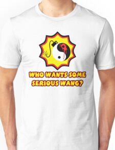 Serious Wang Unisex T-Shirt