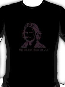 Sawyer Lost LAX T-Shirt