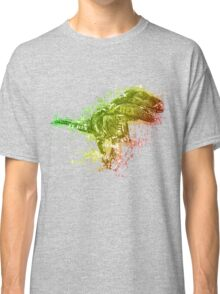 T-rex typography Classic T-Shirt