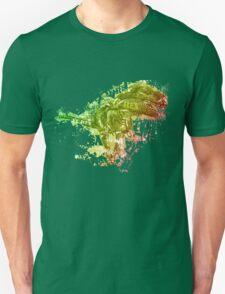 T-rex typography T-Shirt