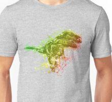 T-rex typography Unisex T-Shirt