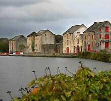Ramelton Warehouses by Deb Snelson