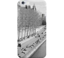 Springtime in Paris iPhone Case/Skin