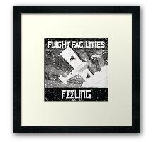 Flight Facilities Feeling Framed Print