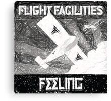Flight Facilities Feeling Canvas Print