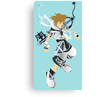 Sora Final Form - Vector Art Canvas Print