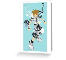 Sora Final Form - Vector Art Greeting Card
