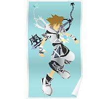 Sora Final Form - Vector Art Poster