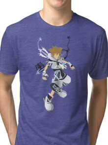 Sora Final Form - Vector Art Tri-blend T-Shirt