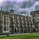 Christ's College --- Shades of Harry Potter by cullodenmist