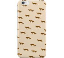 Cute Fox iPhone Case iPhone Case/Skin