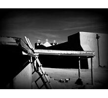 Taos Pueblo Photographic Print