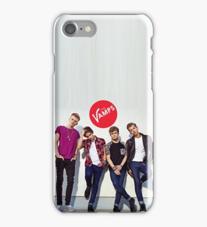 The Vamps! iPhone Case/Skin