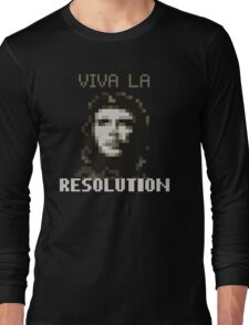VIVA LA RESOLUTION Long Sleeve T-Shirt