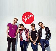 The Vamps! by 4ogo Design