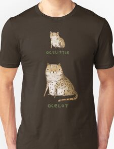 Ocelittle Ocelot T-Shirt