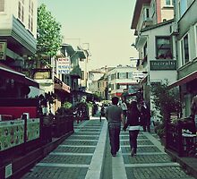 Walking in Beylerbeyi... by rasim1