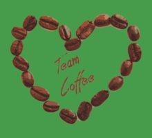 TEAM COFFEE Kids Tee