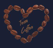 TEAM COFFEE One Piece - Short Sleeve