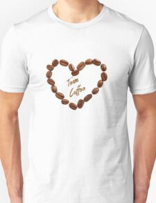 TEAM COFFEE Unisex T-Shirt