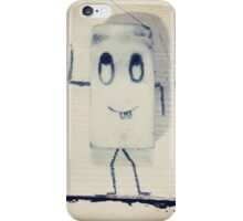 Friendly Eraser iPhone Case/Skin