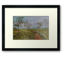 Rural Acreage Framed Print