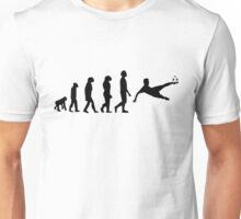Evolution-Soccer Unisex T-Shirt