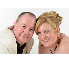 Pearl Wedding Photographic Print