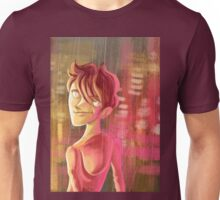 the magic of a rainy night in the city Unisex T-Shirt