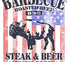 Barbecue - BBQ - USA Buffalo by Port-Stevens