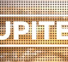 Jupiter Puzzle Sticker