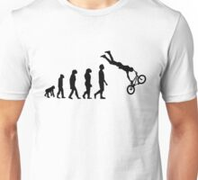 Evolution-Bmx Unisex T-Shirt