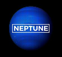 Neptune Puzzle by Dev Radion