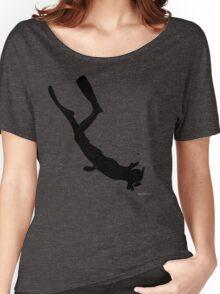 Scuba Diver Women's Relaxed Fit T-Shirt