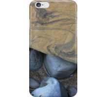 Stone wave iPhone Case/Skin