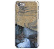 Stone wave iPhone Case/Skin