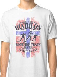 Biathlon  - Norway Flag Classic T-Shirt