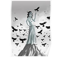 mother of crows Poster
