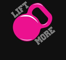 Lift More Workout Gym Exercise Tank Top