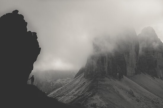 Tre Cime by Hudolin