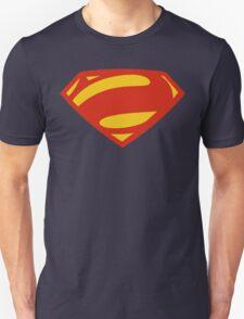 Man Of Steel Bizarro Red Logo T-Shirt