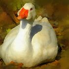 "St Martin's Day — or ""Martin Goose"" by Lyz48"