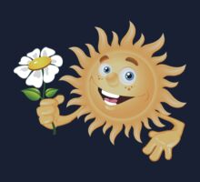 Funny sun Kids Tee